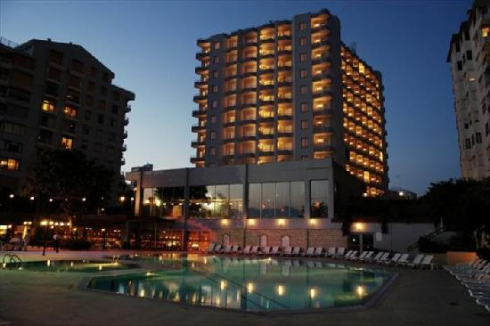 Почивка в ANTALYA ADONIS HOTEL 5 *