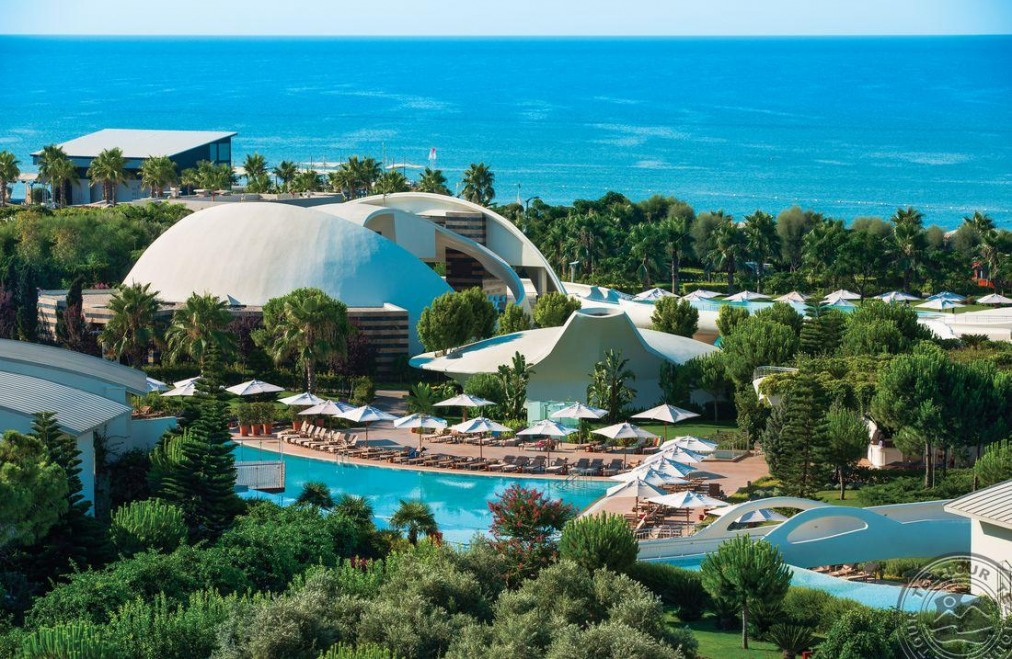 Почивка в CORNELIA DIAMOND GOLF RESORT & SPA 5 *
