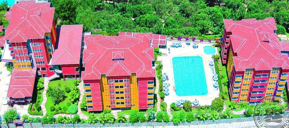 Почивка в SARITAS HOTEL 4*