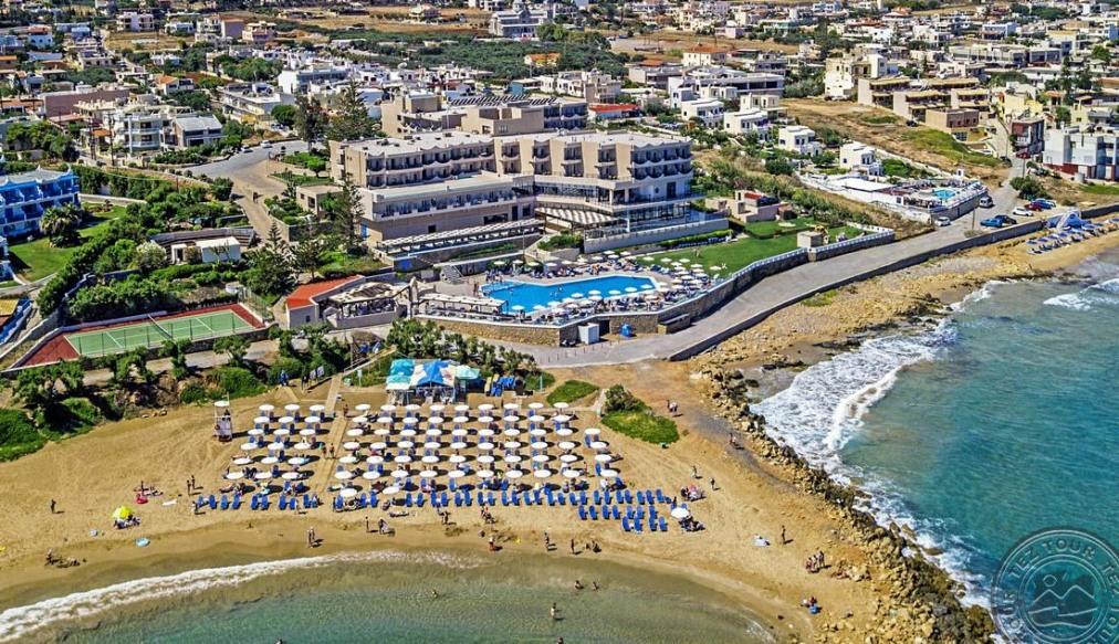 Почивка в THEMIS BEACH HOTEL 4 *