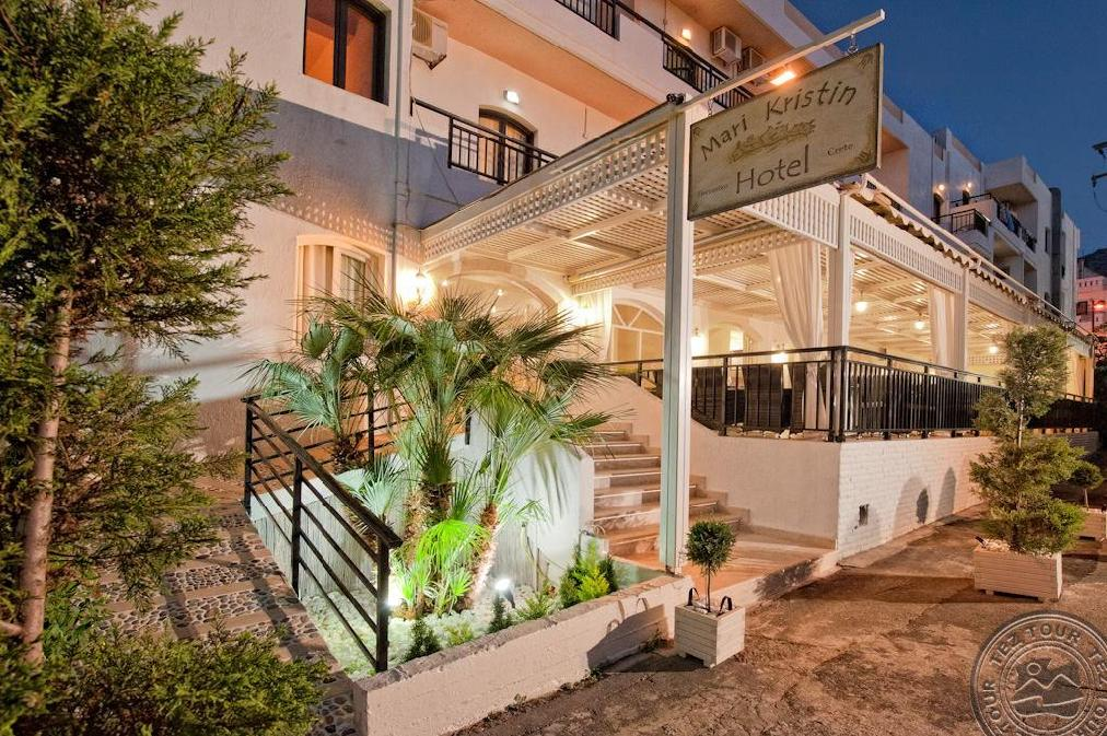 Почивка в MARI KRISTIN BEACH HOTEL 3 *