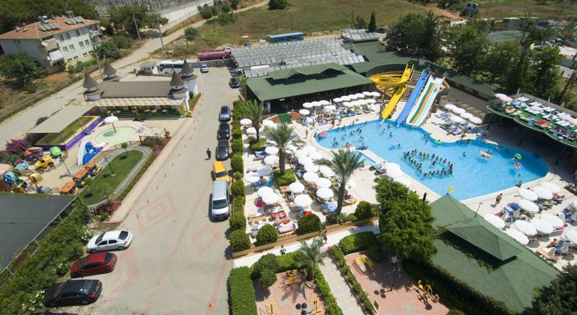 Почивка в BEACH CLUB DOGANAY 5 *