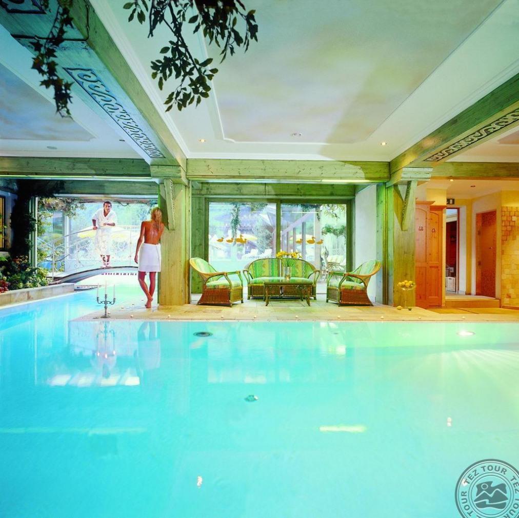 Почивка в JAGDHOF SPA HOTEL 5 *