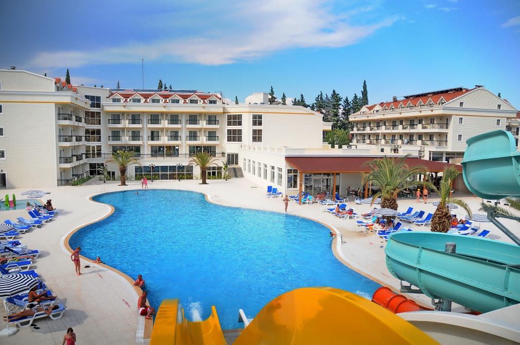 Почивка в KEMER DREAM HOTEL 4 *