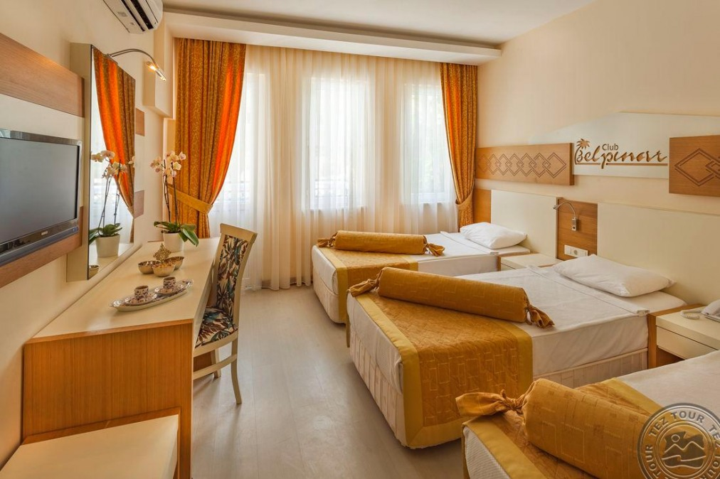 Почивка в CLUB HOTEL BELPINAR 4 *