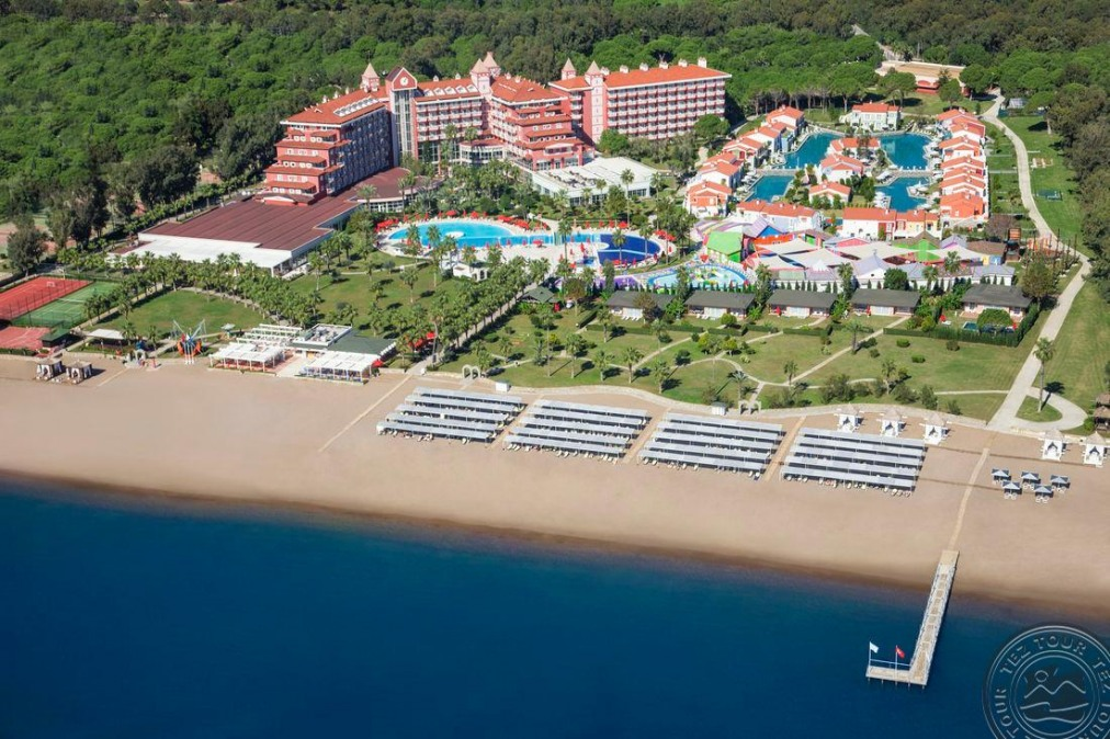 Почивка в IC HOTELS SANTAI FAMILY RESORT 5 *