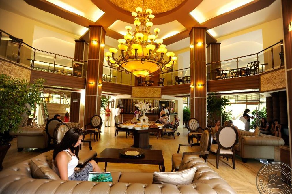 Почивка в CLUB HOTEL TURAN PRINCE WORLD 5 *