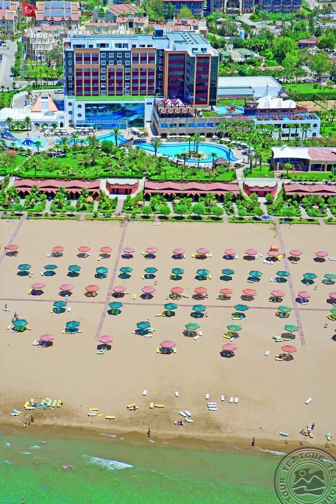 Почивка в KAMELYA SELIN HOTEL 5 *