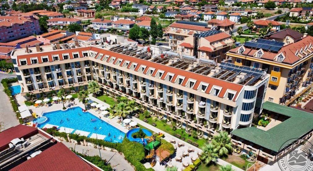 Почивка в HOTEL CAMYUVA BEACH 4+ *