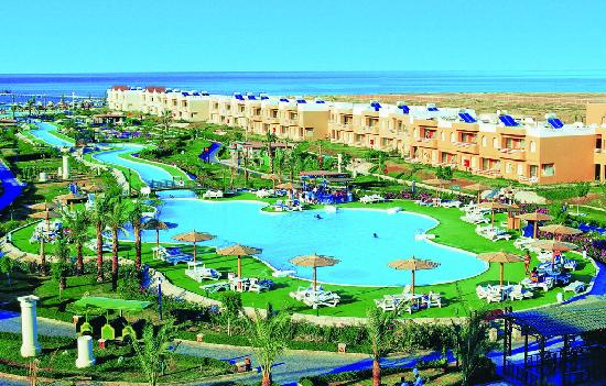 Почивка в MOVIE GATE HURGHADA (Ex.CLUB CALIMERA HURGHADA) 4 *