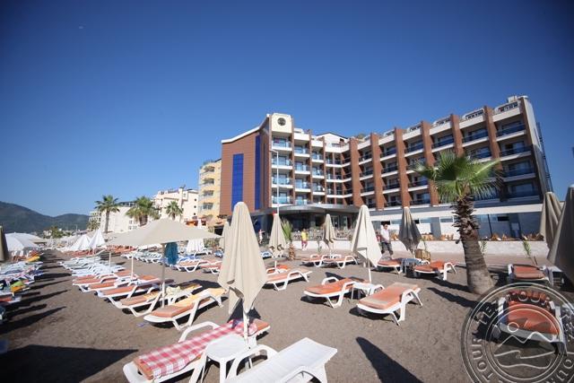 Почивка в MEHTAP BEACH HOTEL 3+ *