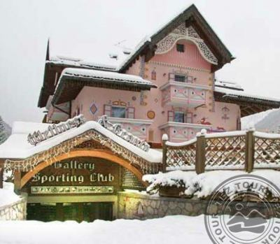 SOREGHES GRAN CHALET HOTEL & CLUB (CAMPITELLO) 4* Super