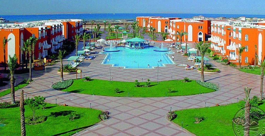 Почивка в SUNRISE SELECT GARDEN BEACH RESORT & SPA 5 *