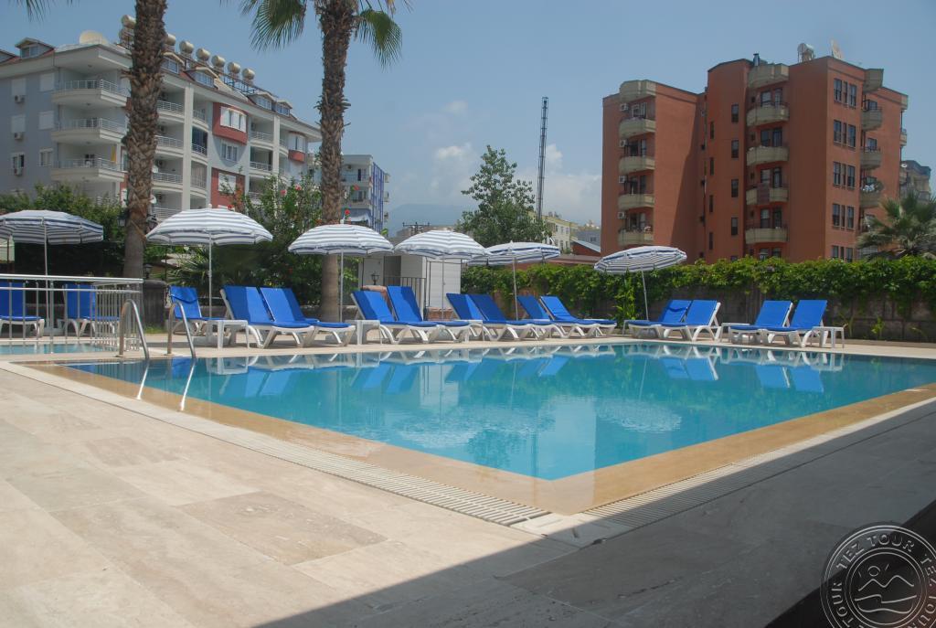 Почивка в BEST ALANYA HOTEL 3 *