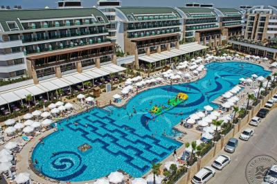 CRYSTAL WATERWORLD RESORT & SPA 5 *