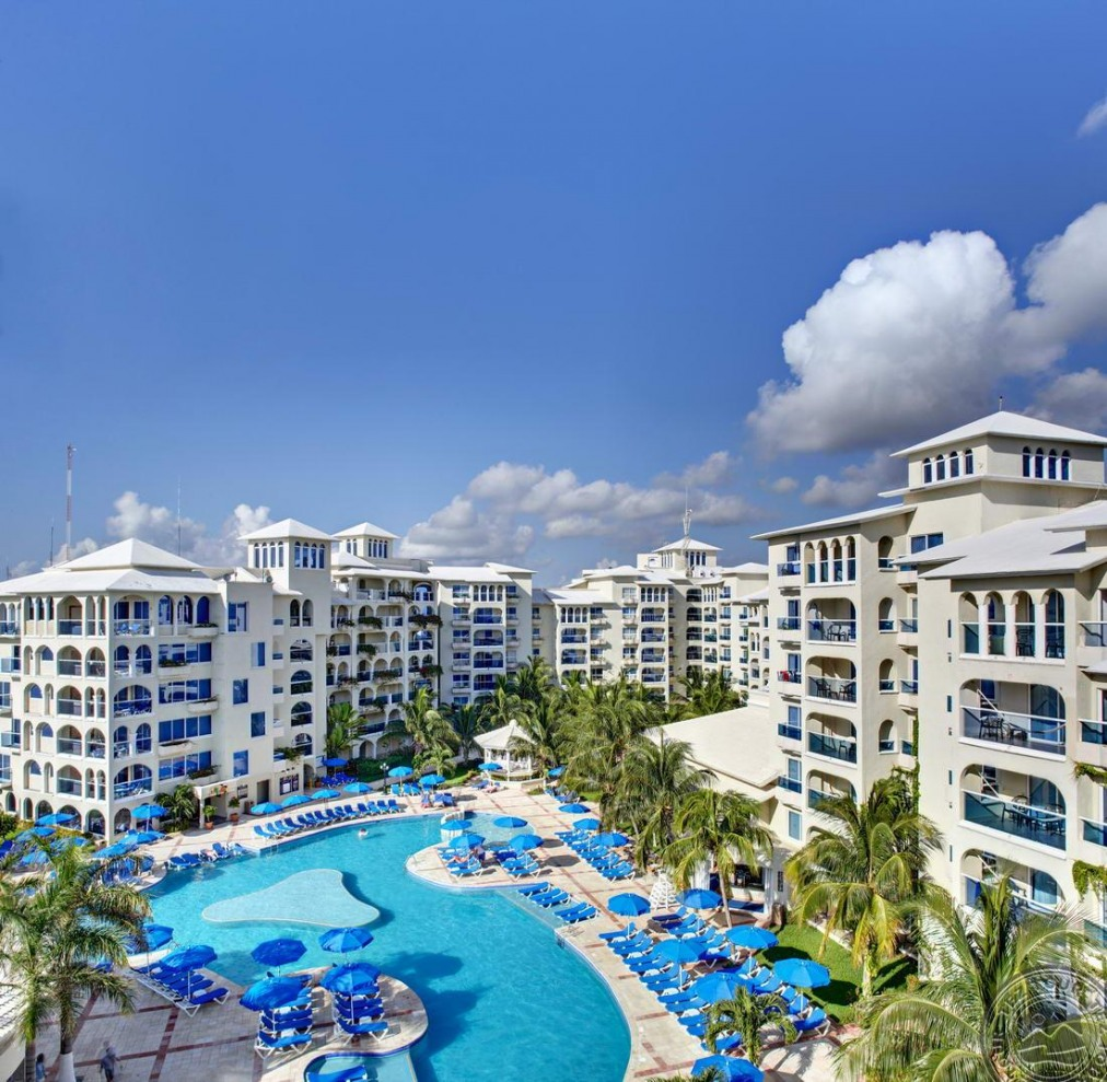 Почивка в BARCELO COSTA CANCUN 4 *