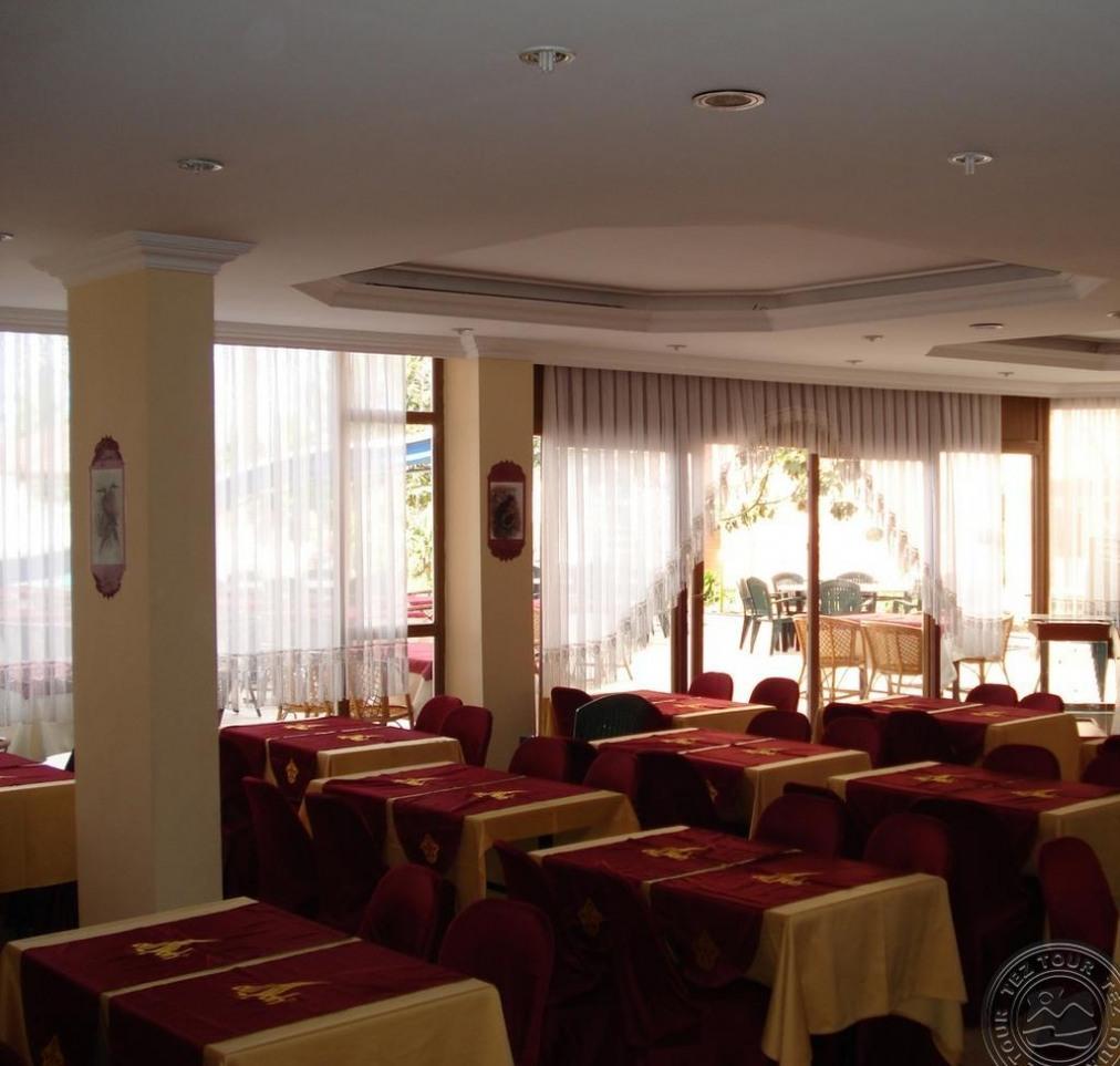Почивка в TURKMEN HOTEL 3 *