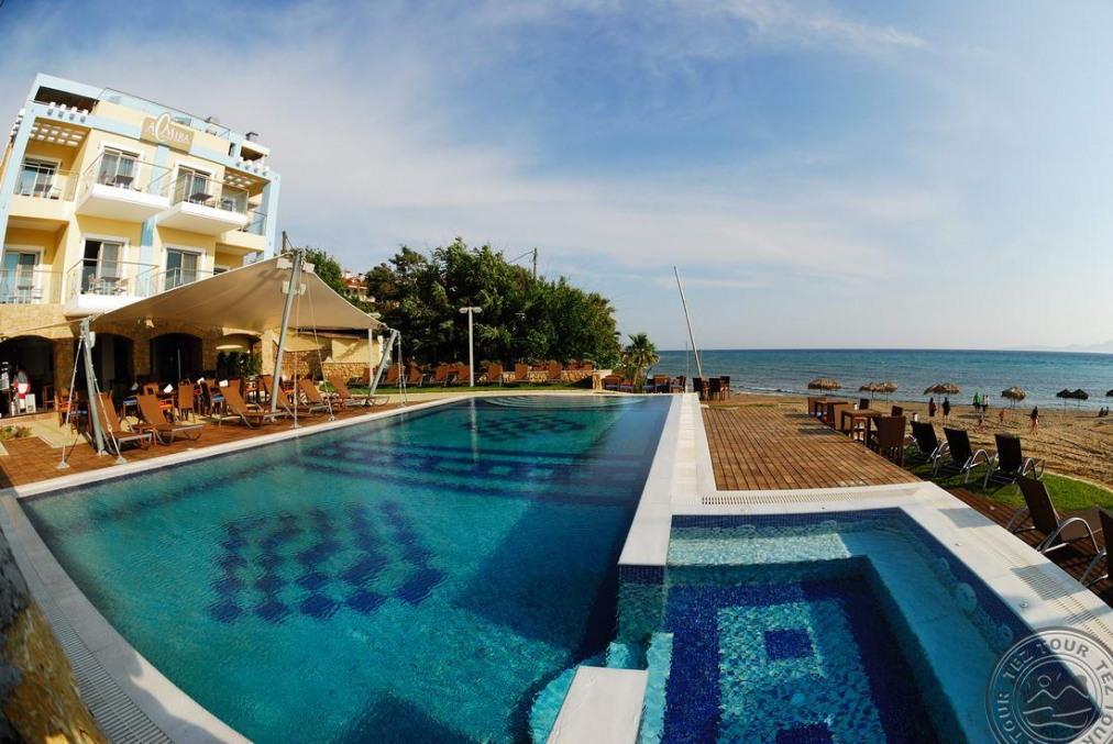 Почивка в ALMIRA HOTEL ARKOUDI 3+*