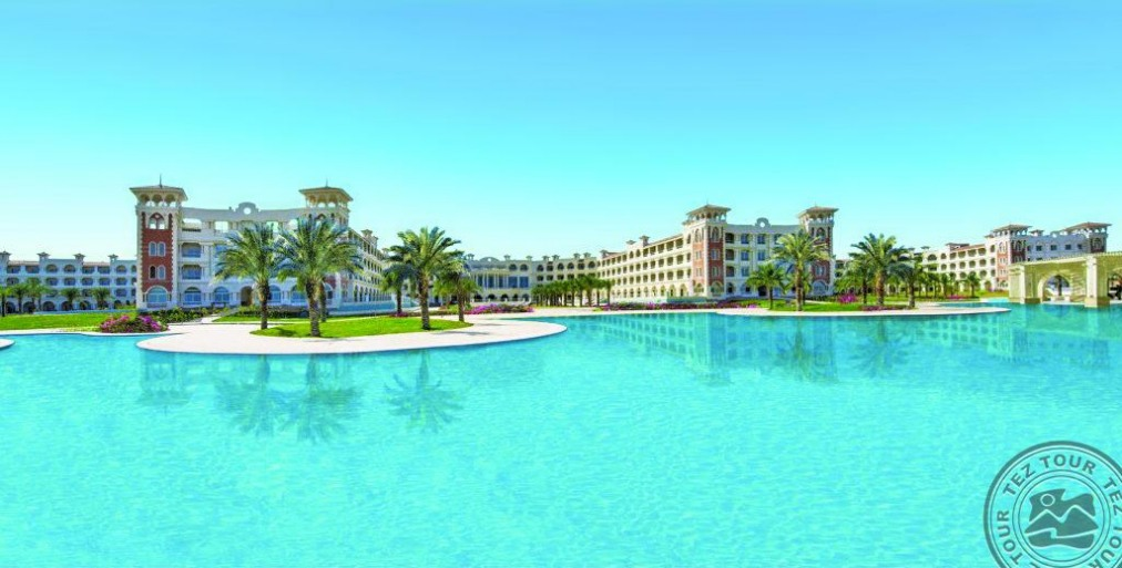 Почивка в BARON PALACE RESORT SAHL HASHESH 5 *