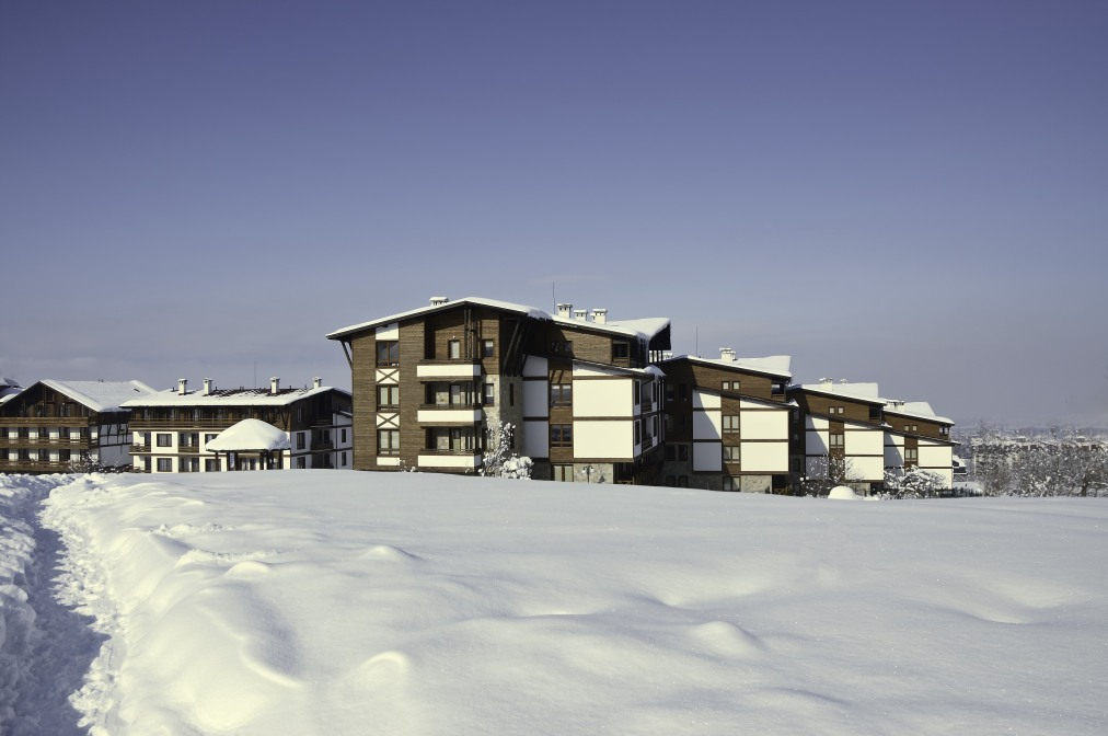 Почивка в GREEN LIFE SKI & SPA RESORT APARTHOTEL 4*