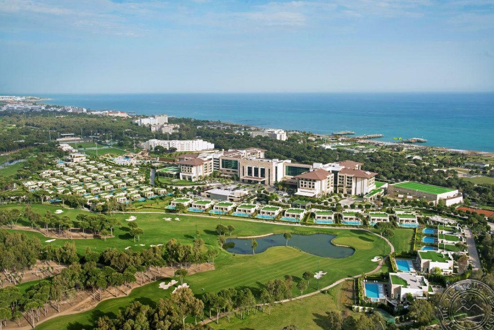 Почивка в REGNUM CARYA GOLF & SPA RESORT 5 *