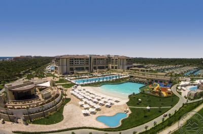 REGNUM CARYA GOLF & SPA RESORT 5 *