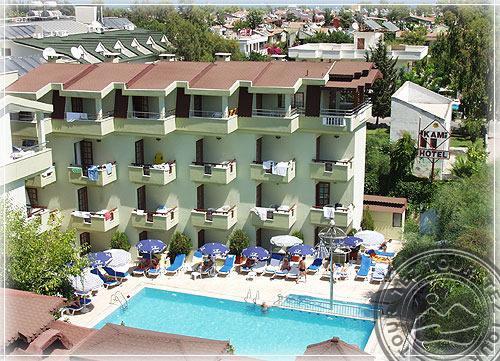 Почивка в ARES CITY HOTEL 3 *