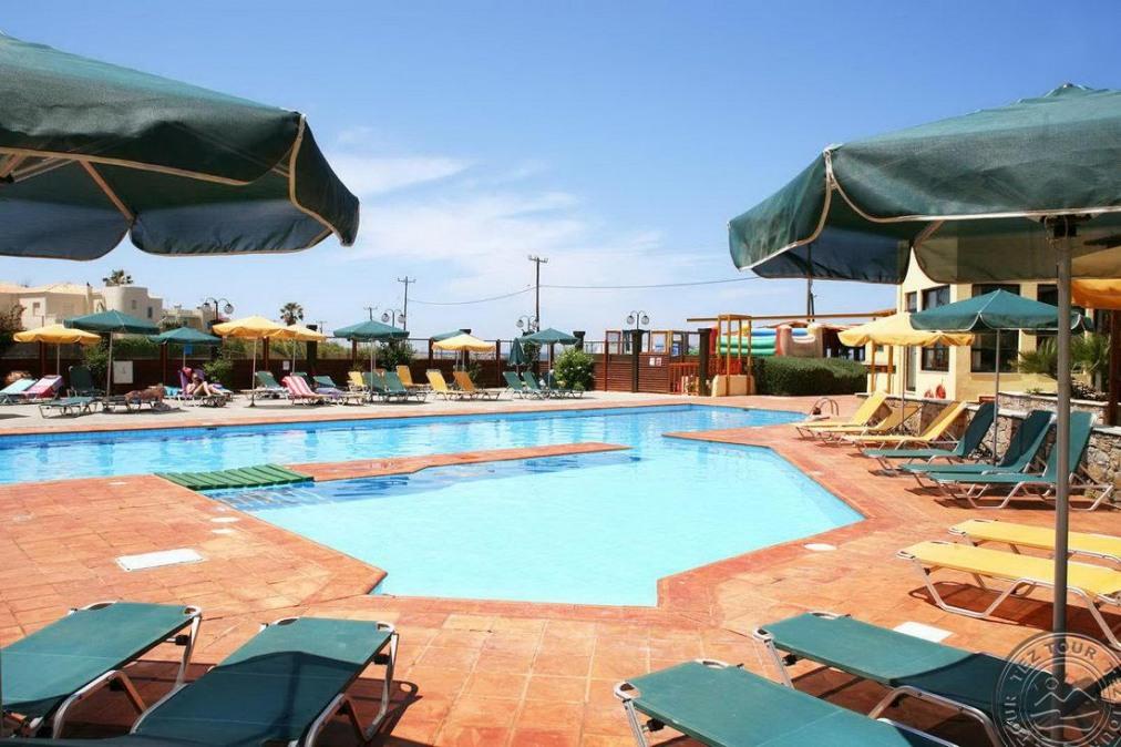Почивка в CHC KAISSA BEACH 3*