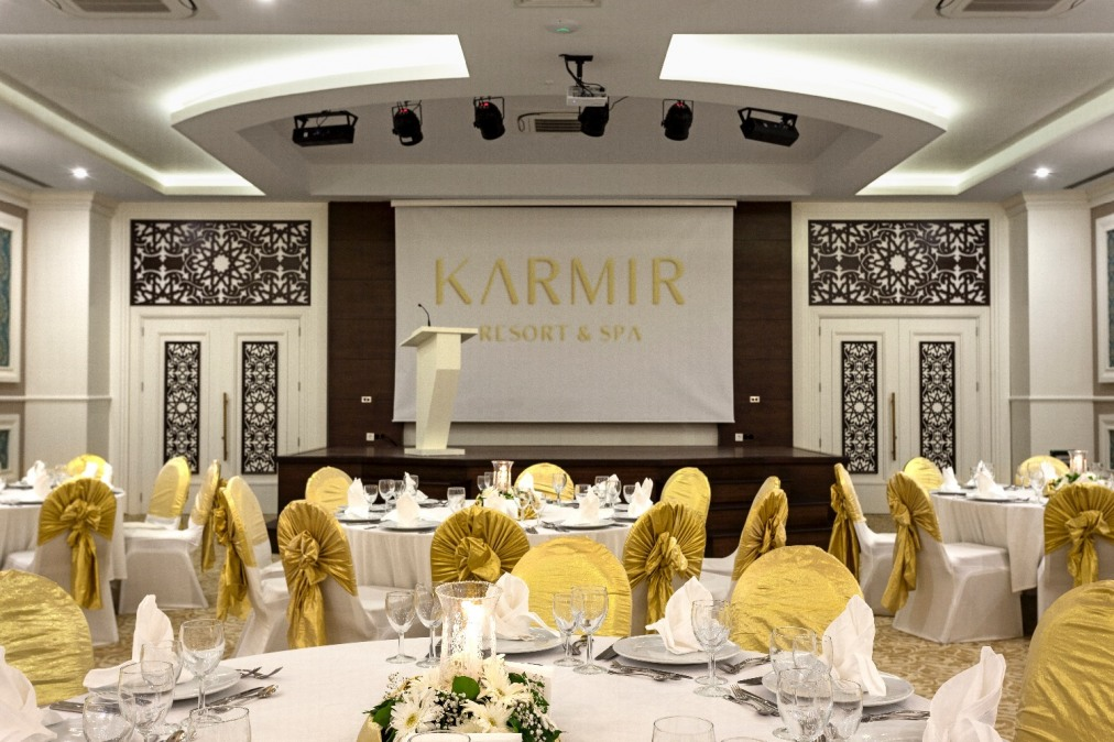 Почивка в KARMIR RESORT & SPA 5 *