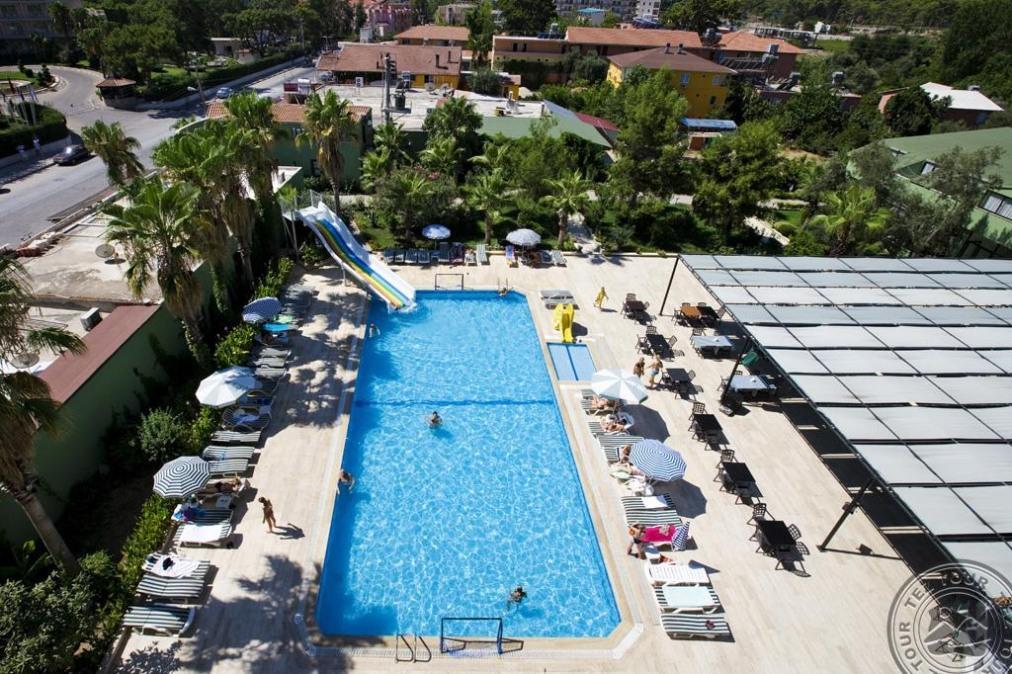 Почивка в LARISSA HOTEL 4 *