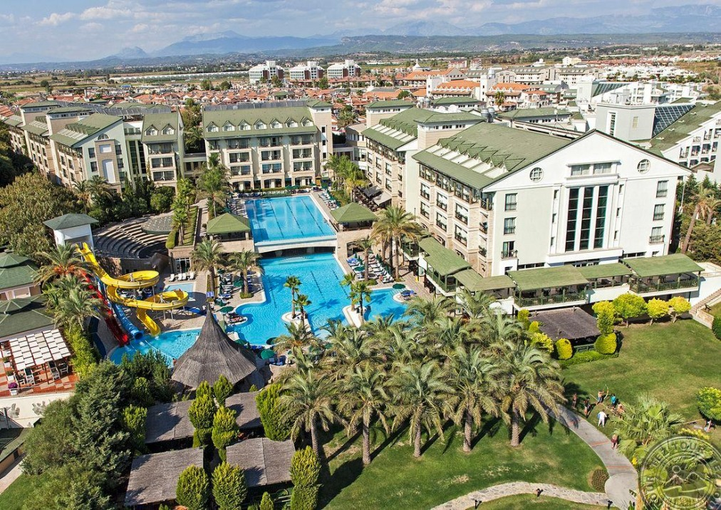 Почивка в ALVA DONNA BEACH RESORT COMFORT 5 *