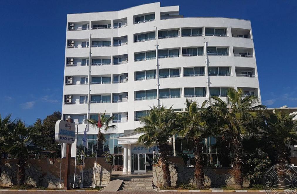 Почивка в ACROPOL BEACH HOTEL 3 *