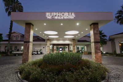 EUPHORIA PALM BEACH RESORT HV-1
