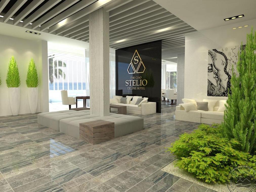 Почивка в THE CIAO STELIO DELUXE HOTEL 5*