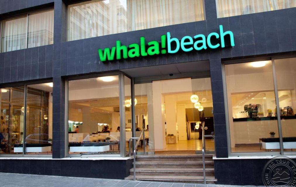 WHALA!BEACH 3*