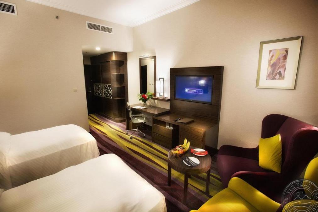 Почивка в GHAYA GRAND HOTEL 5 *