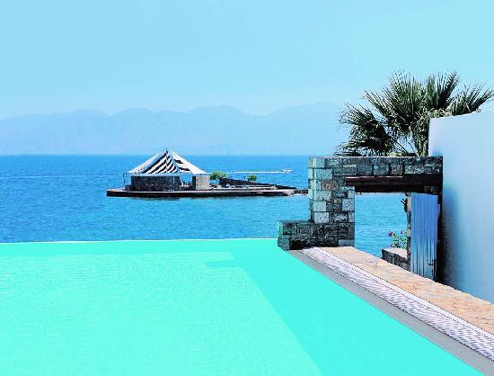 Почивка в ELOUNDA BEACH HOTEL & VILLAS 5* Deluxe