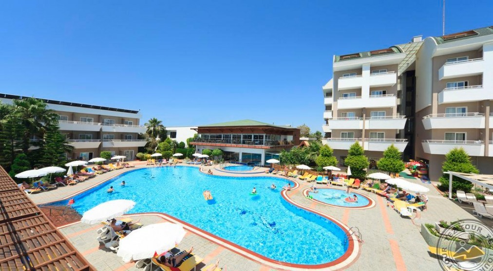 Почивка в CLUB MERMAID VILLAGE 4 *