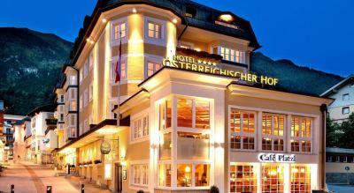 OESTERREICHISCHER HOF HOTEL (BAD HOFGASTEIN) 4*