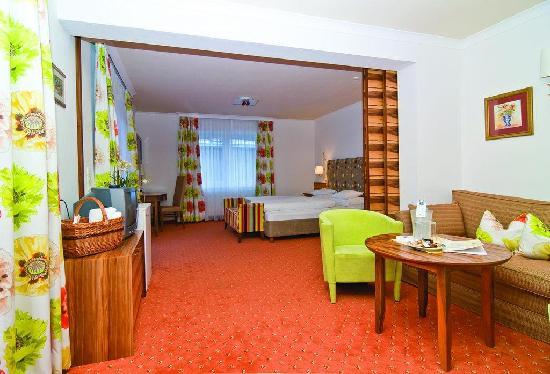Почивка в NEUHAUS SPORT & SPA HOTEL SAALBACH 4 *