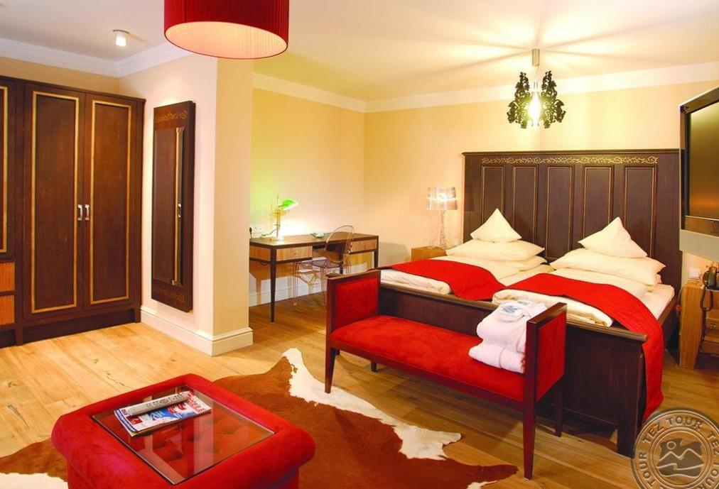 Почивка в ALPINE PALACE HOTEL (HINTERGLEMM) 5*