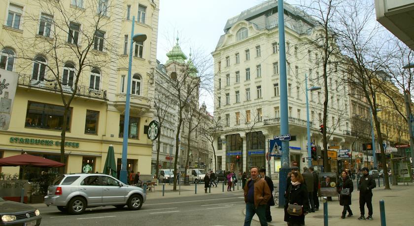 Почивка в ADMIRAL HOTEL VIENNA 3 *