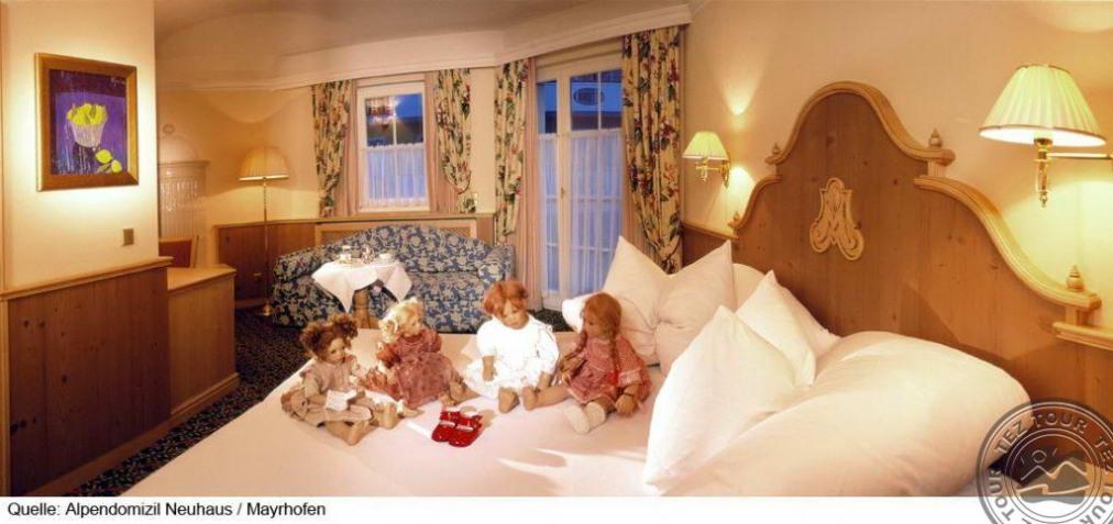 Почивка в NEUHAUS ALPENDOMIZIL HOTEL (MAYRHOFEN) 4*