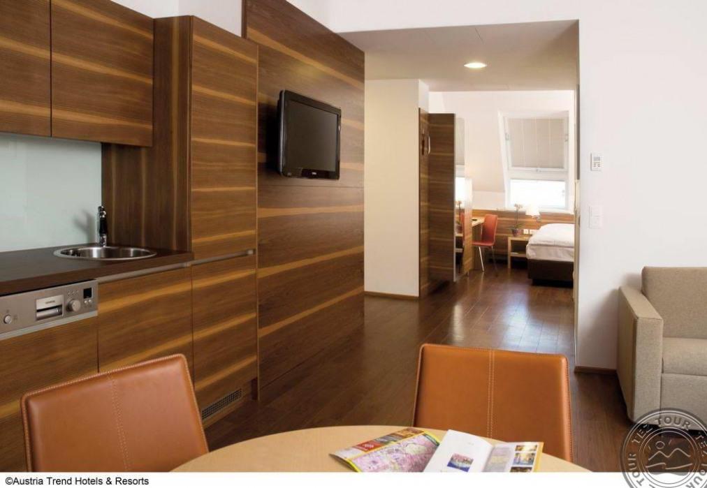 Почивка в BEIM THERESIANUM AUSTRIA TREND HOTEL 3 *