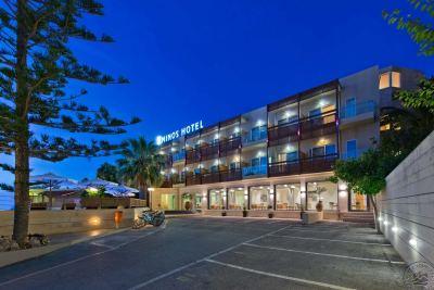 MINOS HOTEL 4*