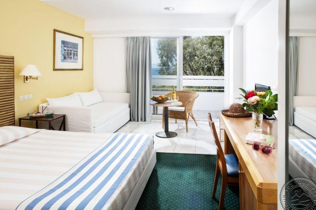 Почивка в DIONYSOS HOTEL RHODES 4*