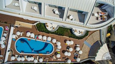 LAGUNA BEACH ALYA RESORT & SPA HOTEL 5*