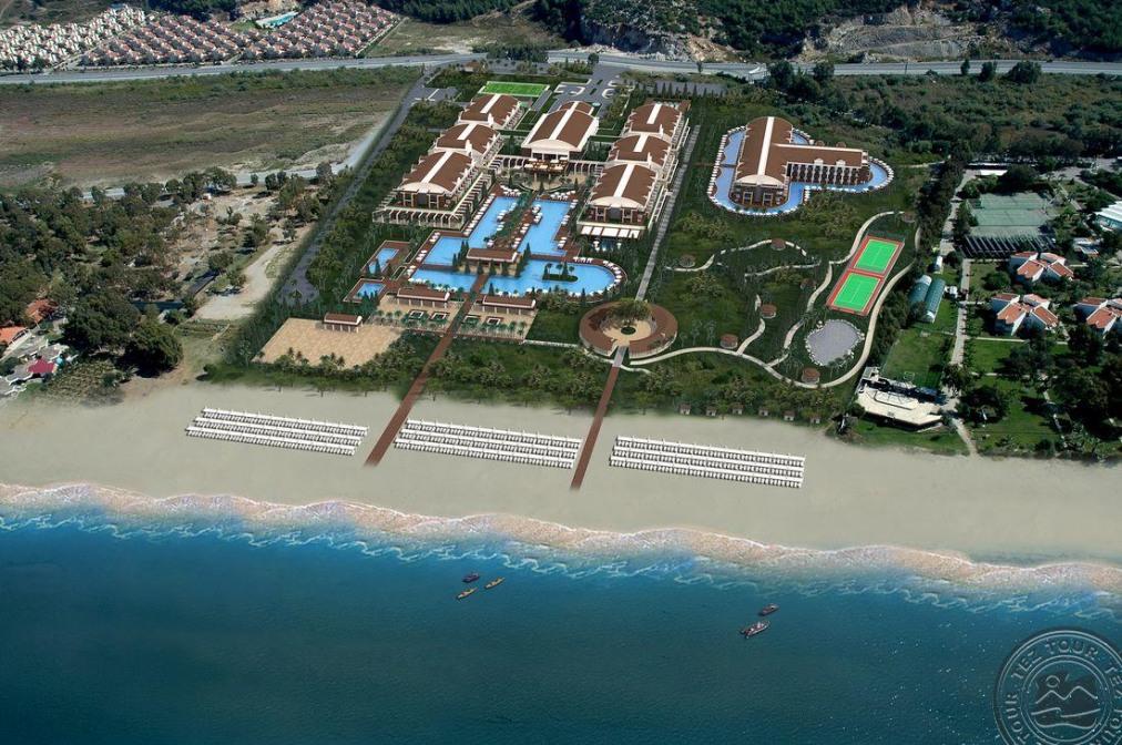 Почивка в KORUMAR EPHESUS SPA & BEACH RESORT 5*