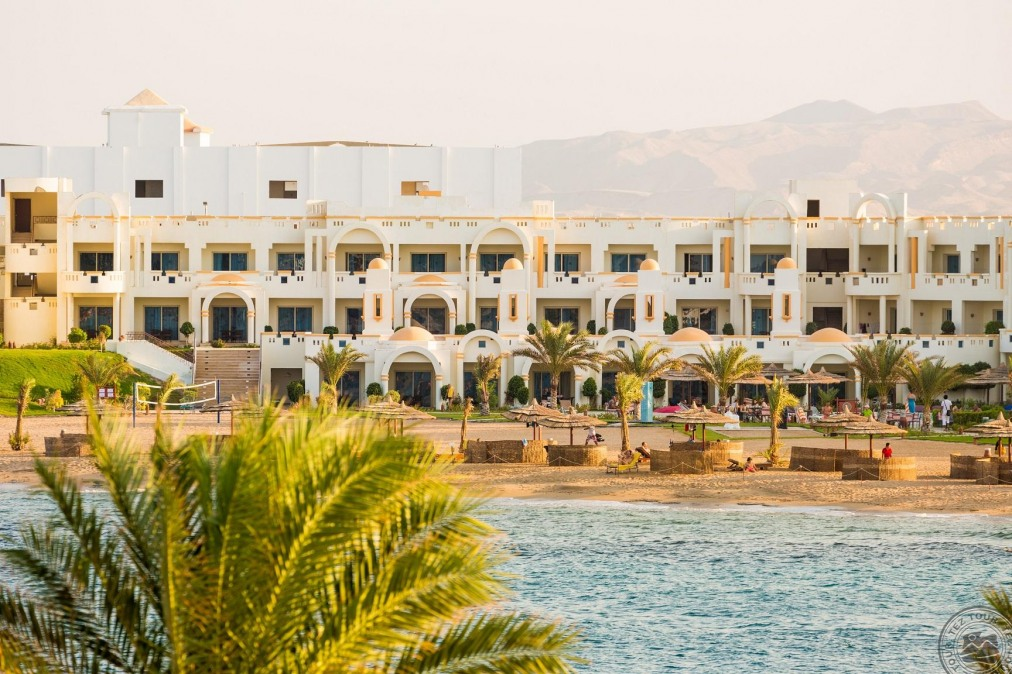 Почивка в CORAL SUN BEACH SAFAGA 4*