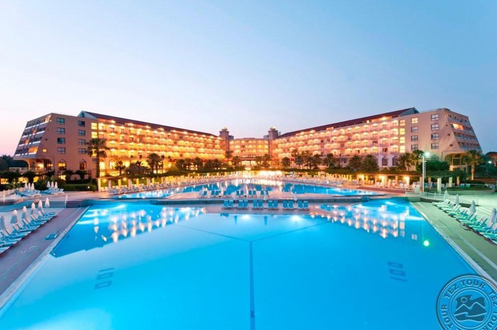 Почивка в HOTEL RIU KAYA BELEK 5 *